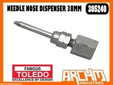 TOLEDO 305240 - NEEDLE NOSE DISPENSER - 38MM - GREASE GUN HAND OPERATED
