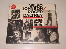 WILKO JOHNSON/ROGER DALTREY/GOING RÉTRO HOMECHESS CRCD2014 CD ALBUM DIGIPAK