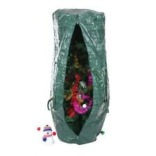 Ohuhu 9 Foot Heavy Duty Christmas Tree Storage Bag Dark Green Clean Up Holiday