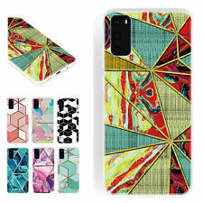 For Samsung Galaxy Note10/S10e Luxury Marble Pattern Soft Shockproof Case Cover