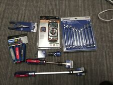 Kobalt Mixed Tool Lot Wrench Set Screwdrivers Pliers Southwire All brand new