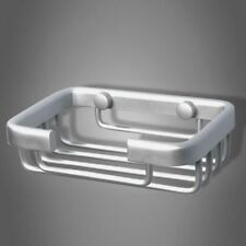 Soap Shelf Rack Holder Aluminum Bathroom Shower Shampoo Cosmetic Shelves Storage