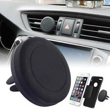 Car Magnetic Air Vent Mount Holder Support pour GPS Mobile Cell Phone iPhone AS