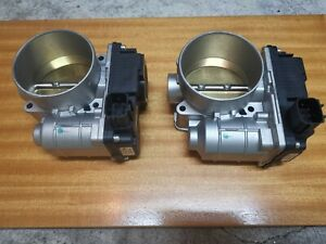 Nissan 350z throttle bodies pair SERA 576-01