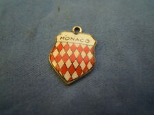 MEDAGLIETTA - SOUVENIR - ANNI '60 - MONACO - S-O-1