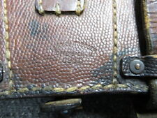 New listing Wwi Imperial German M1909 Mauser Ammo Pouch-Original-Dated 1916-Depot Stamp