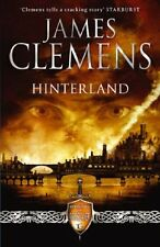Hinterland: The Godslayer Series: Book Two,James Clemens- 9781841494425