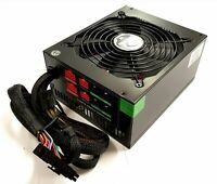 950W ATX Semi-Modular Power Supply Silent Fan PSU Desktop Computer PC Gaming