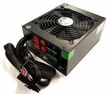950W ATX Semi-Modular Power Supply Silent Fan PSU Desktop Computer PC Gaming