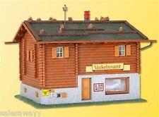Kibri 38021 Office de tourisme: en Davos, KIT DE MONTAGE, H0