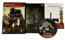 Shadow of the Colossus Complete PS2 Sony PlayStation 2, 2006 Tested