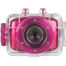 Vivitar DVR781HD-Pink 5.1MP Action Camcorder 720p Pink