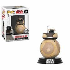 Funko POP! Star Wars Episode 8 -The Last Jedi Resistance BB Unit Limited Edition