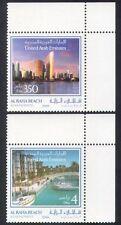 Emiratos Árabes Unidos 2006 Puerto/Barco/Hotel/Turismo/edificios 2v (n39303)