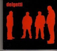 (CR356) Delgetti, Delgetti - 2011 DJ CD