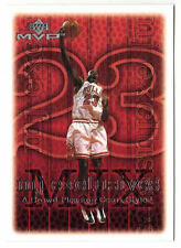Michael Jordan 99 Upper Deck MVP MJ Exclusive CROWN PLEASING COURT STYLE Card