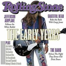Rolling Stone Presents: The Early Years - Various Artists (CD, 2002, Rhino) NEW!