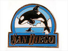 California San Diego Dolphin Pin Souvenir