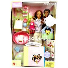 Barbie Midge & Nikki Happy Family Neighbourhood Happy Birthday New in WORN Box