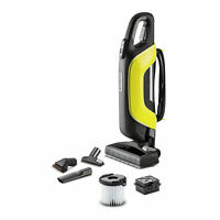 Karcher VC5 Premium Handled Upright Bagless HEPA Filter Vacuum Cleaner - 500W