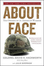 About Face by HACKWORTH (Hardback, 1990)