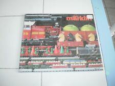 ancien catalogue Marklin 1982/83