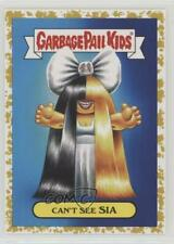 2017 Garbage Pail Kids Battle of the Bands Fools Gold 13/50 Can't See Sia 0c4