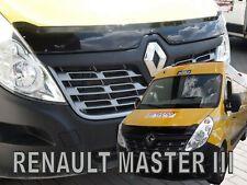 RENAULT MASTER  2014 -  Bonnet Guard  HEKO 02155