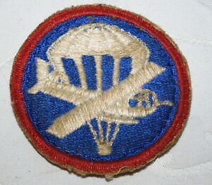 WW2 ERA AIRBORNE PARATROOPER GLIDER PARACHUTE PATCH BADGE USA WORLD WAR II