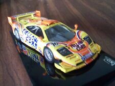 McLAREN F1 GTR YELLOW CORN 3rd 2002 MOTEGI SUPER GT HATTORI / TAJIMA 1/43 IXO