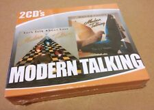 RARE NEW SEALED MODERN TALKING THE 2ND & THE 3RD ALBUMS 2 CD SET - SONY BMG 2008