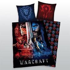 Bettwäsche Herding Warcraft Geschenk COOL Reißverschluss 135 x 200 cm NEU WOW