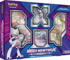 Mega Mewtwo X Collection Box POKEMON TCG Cards BREAKthrough Sealed Booster Packs