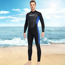 Wetsuits Suit UV Protection 3mm Full Length for Swimming Open Water Kayaking
