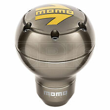 MOMO SK51 Gear Knob - Anodised Anthracite Body