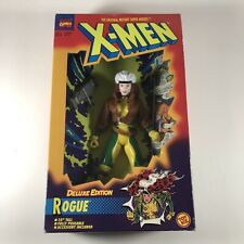 "1990s Toy Biz X-Men Rogue Deluxe Edition 10"" Tall Figure Vintage"