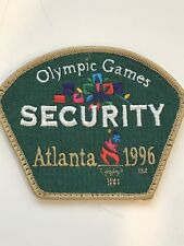 1996 Olympic Atlanta Games Security Patch