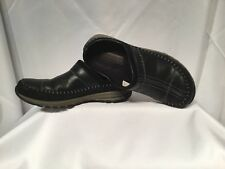COLUMBIA Women's  Black Slip On Techlite Mules Loafer Shoes SIZE US 6