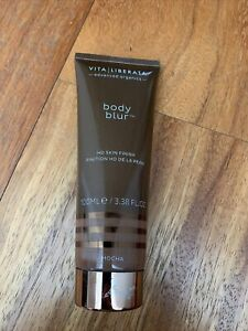 Vita Liberata - Body Blur - Instant HD Skin Finish - Mocha - 100ML. Brand New