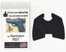 TractionGrips textured rubber grip tape overlay for Remington R51 / pistol grips
