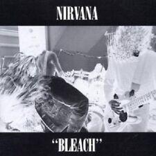"NIRVANA ""BLEACH"" CD GRUNGE NEW+"