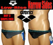 Arena AST14103 Men's Low-Rise Swimwear Speedo Bikini Swim Briefs Swimming Trunks