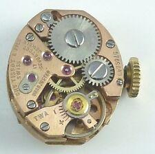 Vintage Charles Tissot Ladies Mechanical  Wristwatch Movement - Parts / Repair