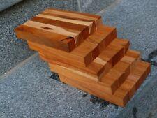 Apfelbaum Pen Blanks 25 Stück Kugelschreiberrohlinge uraltes Holz