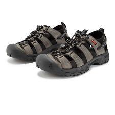 Keen Mens Targhee III Walking Shoes Sandals - Grey Sports Outdoors Waterproof