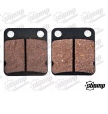 2011 Rear Brake Pads Square Pit Dirt Bike Stomp WPB 140  Demon X Superstomp