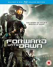 HALO 4 - FORWARD UNTO DAWN DELUXE EDITION - BLU-RAY - REGION B UK