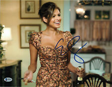 EVA MENDES SIGNED 11X14 PHOTO HITCH TRAINING DAY BECKETT BAS AUTOGRAPH AUTO A