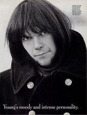 Neil Young & Buffalo Springfield 'Mojo' Int. Clipping