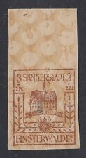 GERMANY, 1946. Local Post Finsterwalde Mi 1G, Mint **